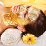ماسک طلا